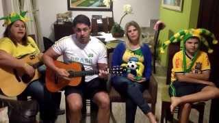 Música da Copa 2014 - paródia Itau - Legendado