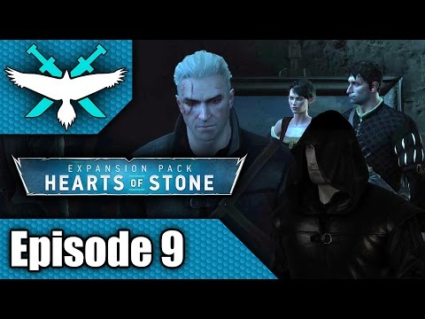 Witcher 3 Hearts of Stone - Oceans...4? Am I George Clooney? - Let's Play Gameplay