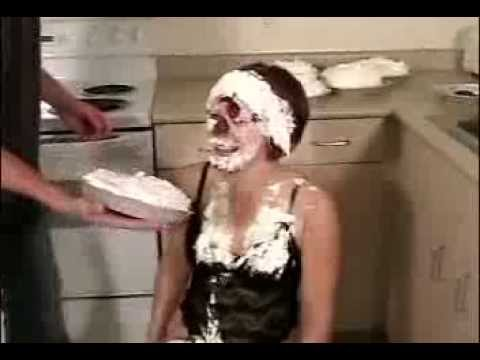 Girl pied