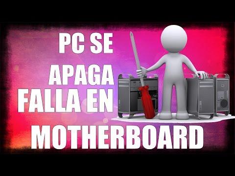 DIAGNÓSTICO - PC ENCIENDE Y SE APAGA INMEDIATAMENTE - www.logeek.net