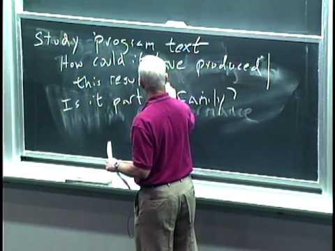 mit opencourseware computer science and programming Mit opencourseware mit 60001 introduction to computer science and programming in python topics: python, programming, computer science, computation.