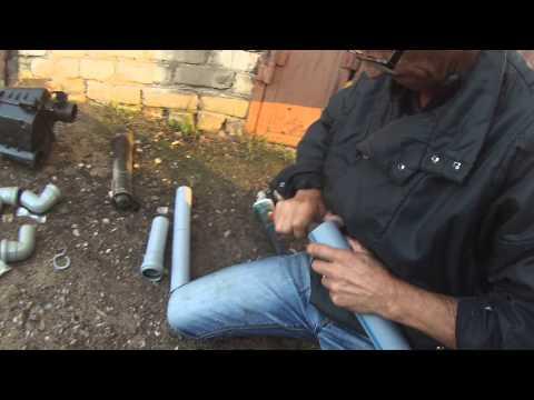 Шноркель своими руками видео фото