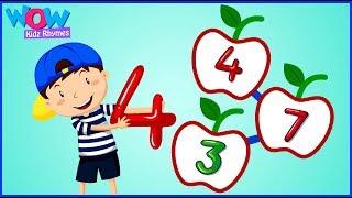 Learn Counting & Numbers for Kids | Preschool Videos | Kindergarten Learning Videos