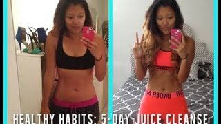 Healthy Habits: Juice Cleanse Day 5 & RESULTS!