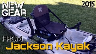 New Gear from Jackson Kayak (2015)