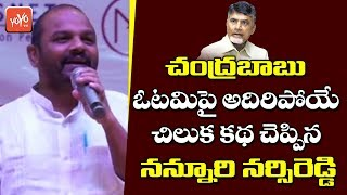 TDP Leader Nannuri Narsi Reddy Super Speech on Chandrababu Defeat in AP  | YS Jagan