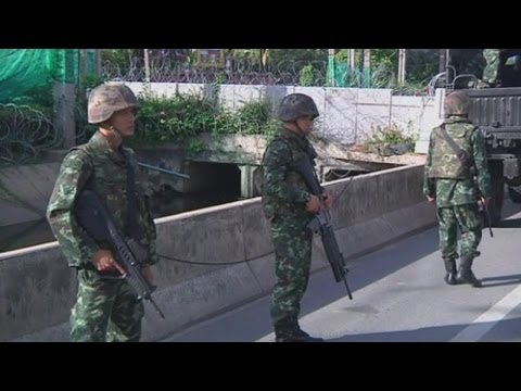Thailand's army declares martial law to restore order