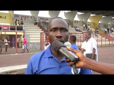 Réactions des coachs S.C Gagnoa - ASEC Mimosas