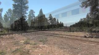 ATSF 3751 Grand Canyon Limited Part 4