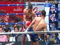 Muay Thai - Petchartchai vs Kumandoi (เพชรชาติชาย vs กุมารดอย), Rajadamnern Stadium,Bangkok, 8.2.17