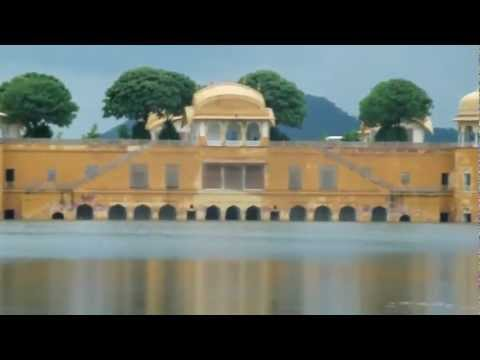 After rain Water palace(Jal Mahal) Jaipur