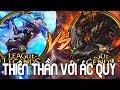 Vác Yasuo Ma Kiếm (Quỷ Kiếm) + Riven Thần Kiếm Vào Quẩy Chế Độ Mới | Yasuo Mod Version P2
