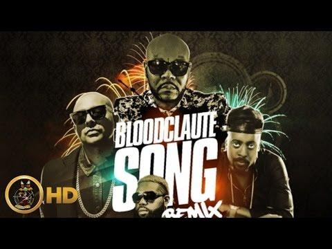 Future Fambo Ft. Sean Paul, Beenie Man & Demarco - Bloodclaute Song (Remix) October 2015