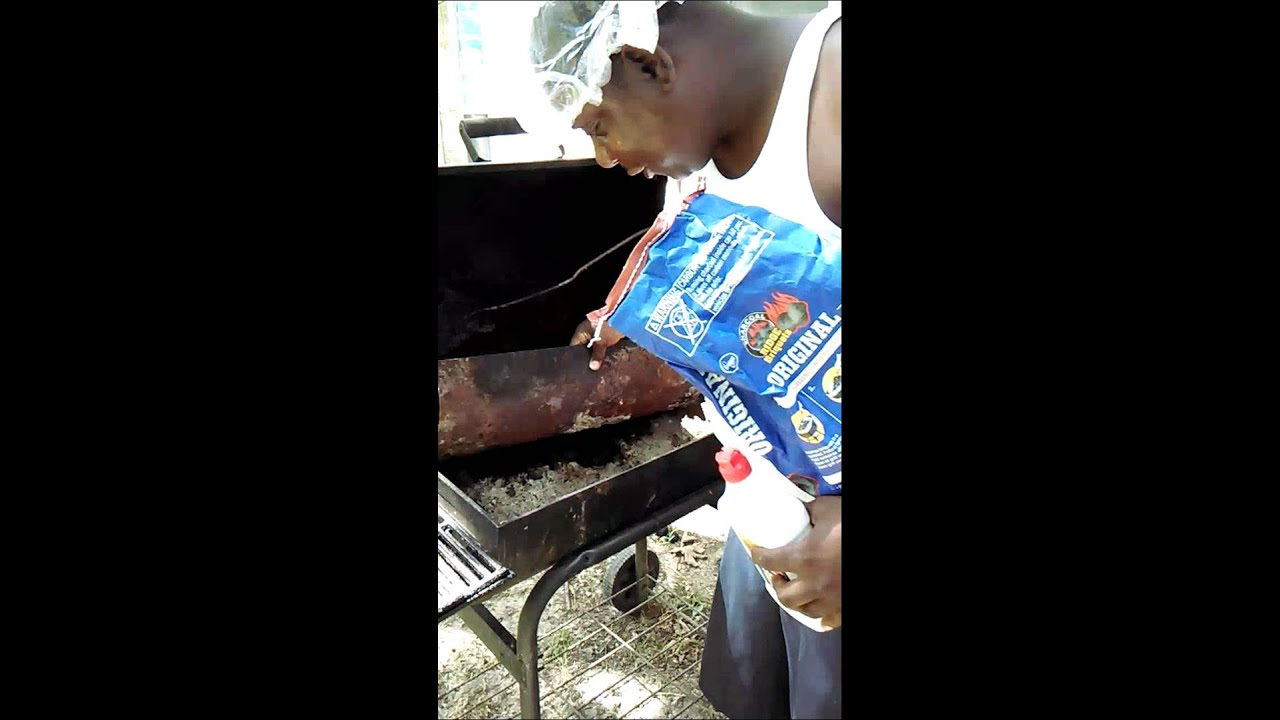 HOOD BBQ GHETTO - YouTube