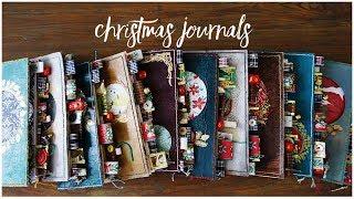 download lagu Christmas Journals  Traveler's Notebook Inserts  Junk Journals gratis