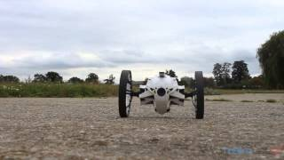 Parrot Jumping Sumo Mini Drone Review