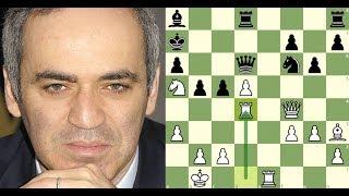 A partida imortal do Kasparov   Kasparov x Topalov, Wijk aan Zee (1999)