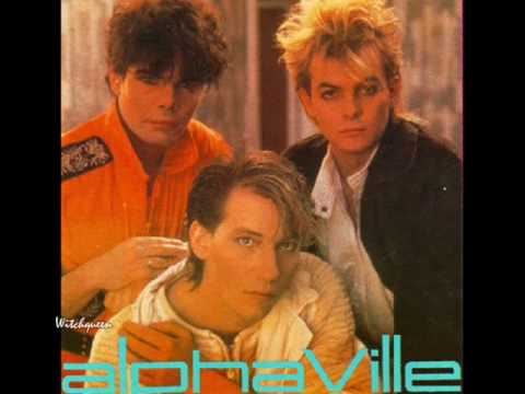 Alphaville - Into The Dark