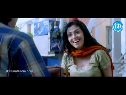 Sada, Siddharth Love Scene - Chukkallo Chandrudu Movie