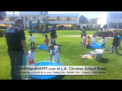 Los Angeles Christian School Event Celebration April 2014