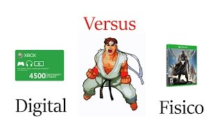 Versus: Formato Fisico vs. Digital