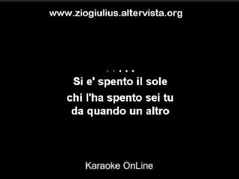 Adriano Celentano - Si e spento il sole.avi