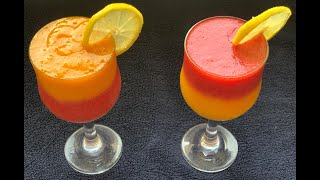 Easy, Yummy And Healthy Recipe With Goodness Of Fruits In Five Minutes. Try This Strango And Enjoy!
