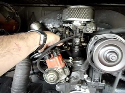 vw   encendido motor engine start button youtube