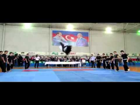 Azerbaijan Tricking Sport Club Tourney 17.04.2013