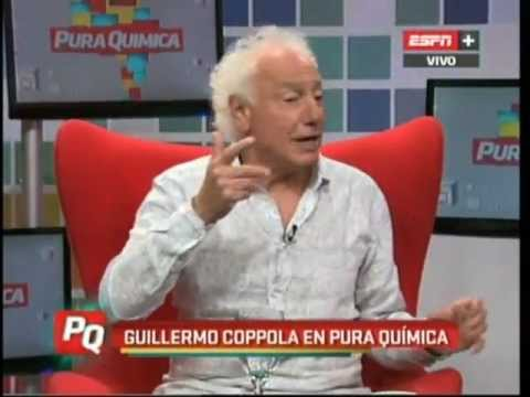 Guillermo Coppola en Pura Quimica (08-03-2013)