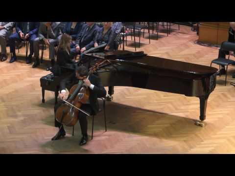 Рахманинов Сергей - Соната для виолончели и фортепиано