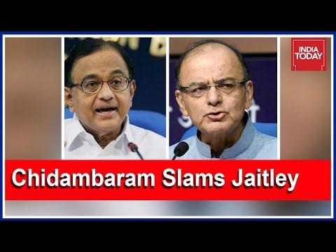 Rafale Breaking | P Chidambaram Slams Arun Jaitley's 'Truth Cannot Have 2 Versions' Remark