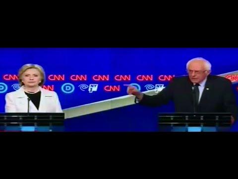 Bernie Sanders Wins Democratic Debate Live  4/14/2016