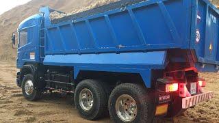 Rc truck scania - xe tải điều khiển từ xa