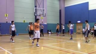 9 OCT SPORTARTS BASKETBALL LEAGUE 博亞 籃球聯賽 創基金業 vs 中信銀行 PART 1