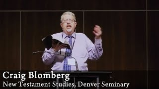 Video: After Marcion (160 AD) rejected 'Angry' OT Hebrew God, Christians compiled NT Bible - Craig Blomberg