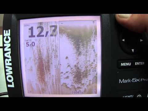 Эхолот Lowrance Mark 5xPro Music Videos