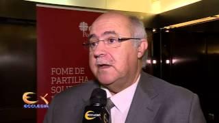 Cáritas: Apresentação de relatório sobre a pobreza