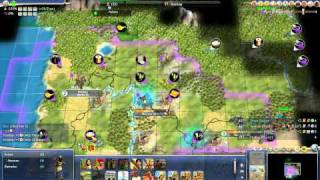 Let's Play Civ 4 on Diety 10, part 1 of 9