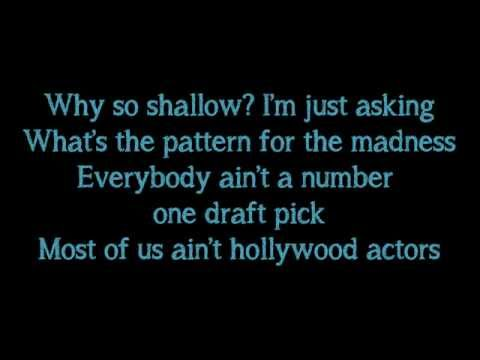 B.o.b Ft. Taylor Swift - Both Of Us (lyrics) video