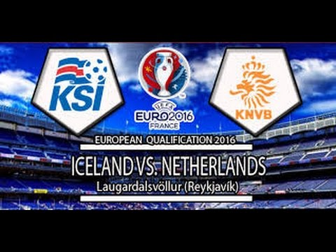 Iceland vs Netherlands 2-0 (13/10/2014) All Goals And Highlights EURO 2016 HD