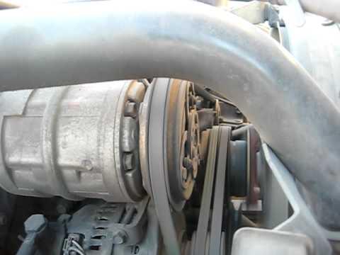 04 GMC W4500 or aka Isuzu NPR  AC pressor clutch