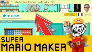 Un Speedrun TROLL?! | Niveles 99% Imposibles #10 | Super Mario Maker