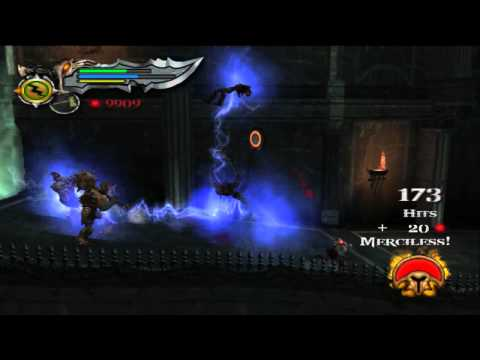 God of War 2 on PCSX2 Playstation 2 Emulator (720p True HD) Full Speed