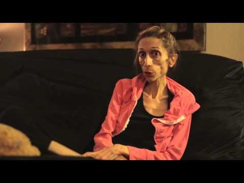 44-Pound Anorexic Woman Pleads For Your Help [Video]