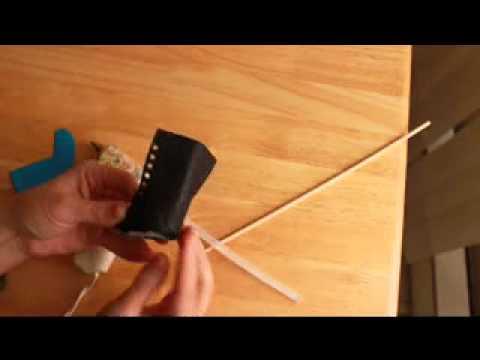 Como hacer las fofuchas cabeza y botas
