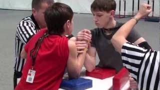 Russian Junior Armwrestling Championships 2012 - (13)