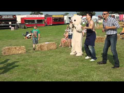 Life on the Factory Floor: Milkshake Factory & Dancing Bear @ Staxtonbury 2013