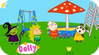 Dolly & Friends New Season Funny Cartoon for kids Full Episodes #124 Full HD