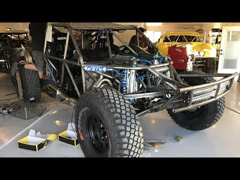The New Insane Trophy Truck